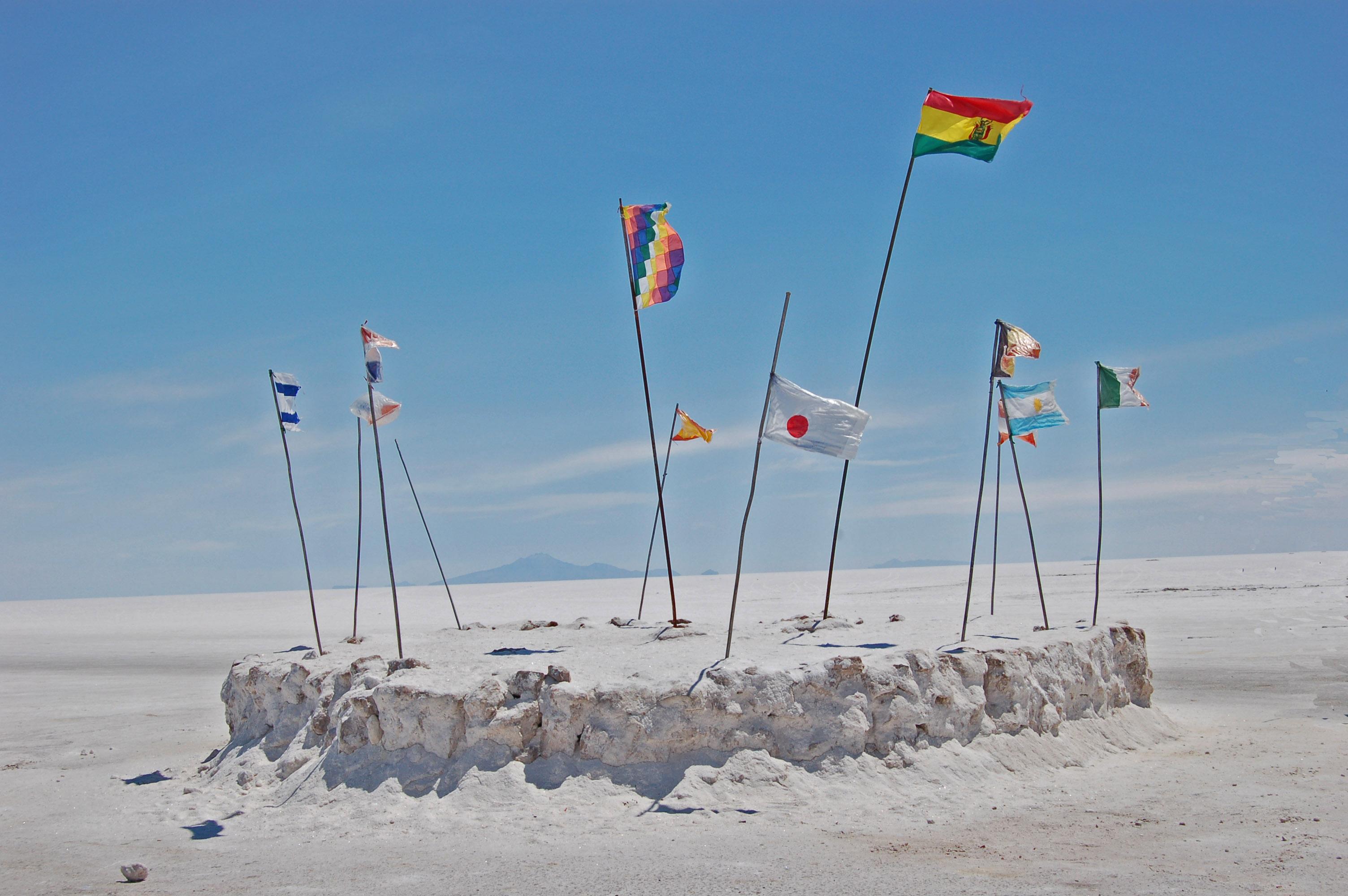 vlagen Boliva