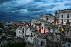 Avond in Puglia