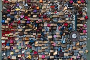 Twan van den Hombergh Foto 1hangsloten met key-opener