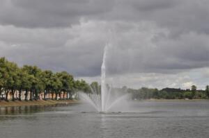Jeu Hovens Foto 1 , Waterspel
